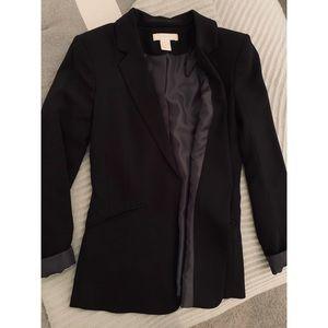 H&M Black/Charcoal Blazer